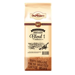 "Кофе в зернах Fresh Roast ""BLEND 1"" DeMarco 1000гр!"